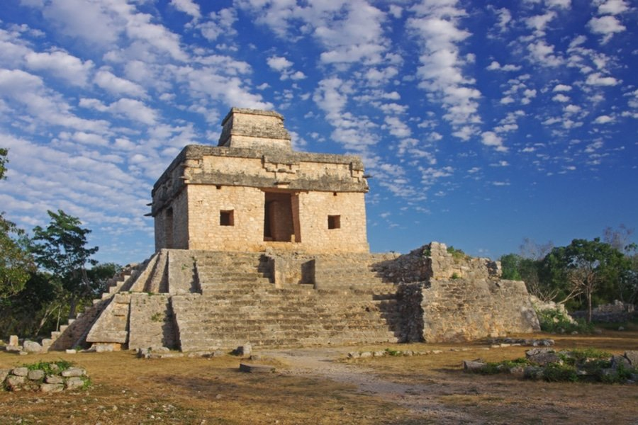 Dzibilchaltu, Merida, Mexico