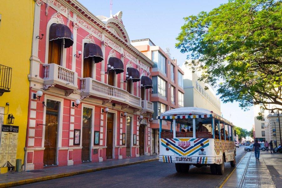 Escape to Mérida, Mexico for 3 days