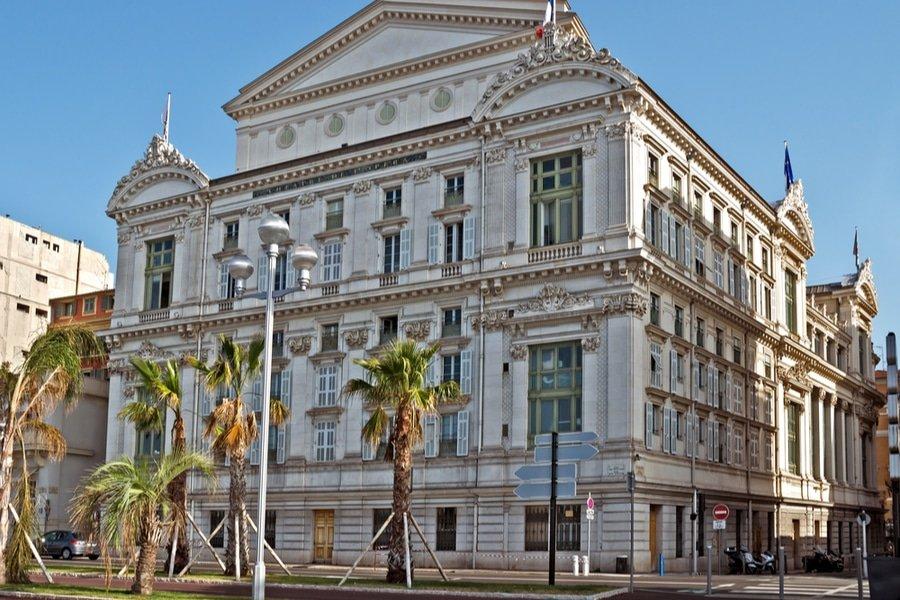 The Opera House, Nice, France