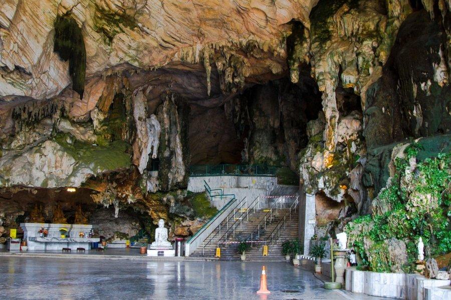 Kek Lok Tong Cave Temple, Ipoh, Malaysia
