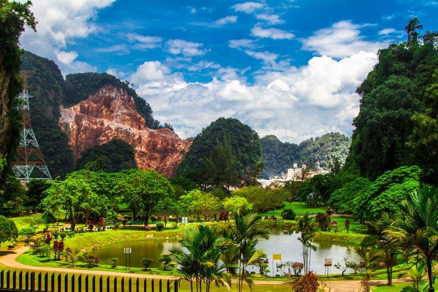 Kek Lok Tong Gardens, Ipoh, Malaysia