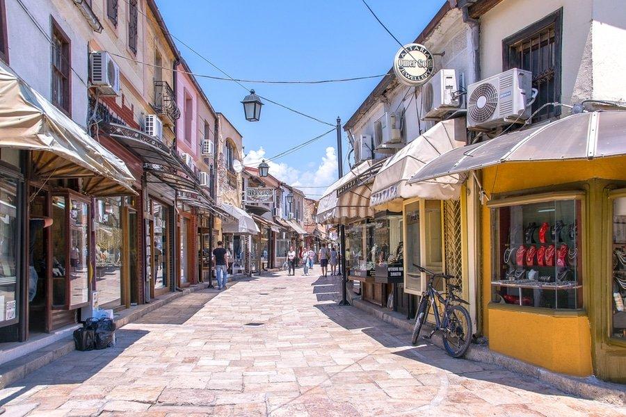 Old Bazaar, Skopije, Macedonia