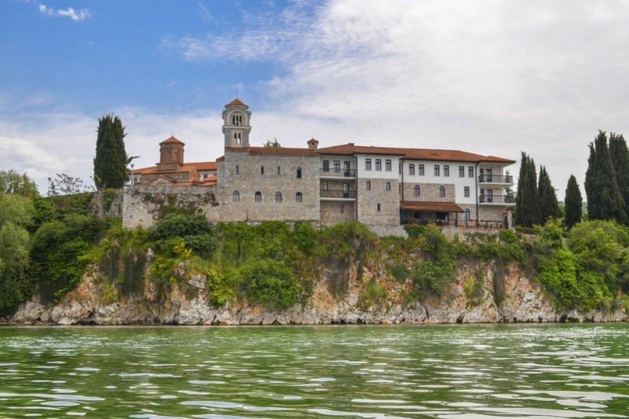 Saint Naum Monastery, Ohrid, Macedonia