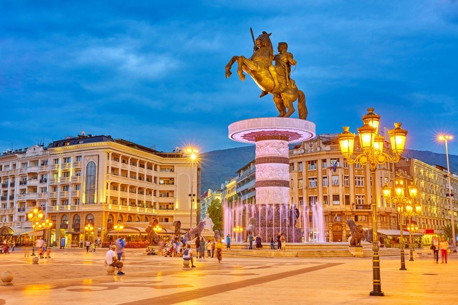 Discover Macedonia in 7 days