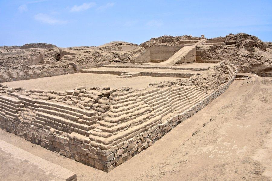 Pachacámac, Peru