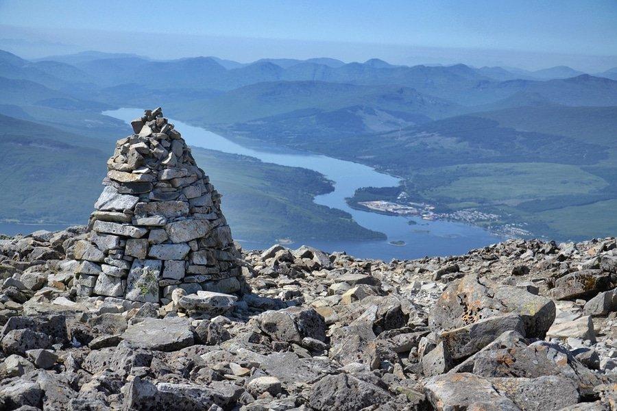 Path to Ben Nevis, Scotland