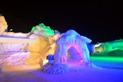 Snow Festival, Sapporo, Hokkaido, Japan