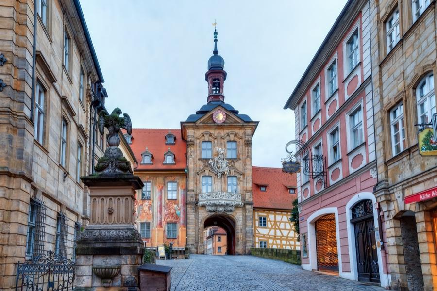 Altstadt Bamberg, Germany