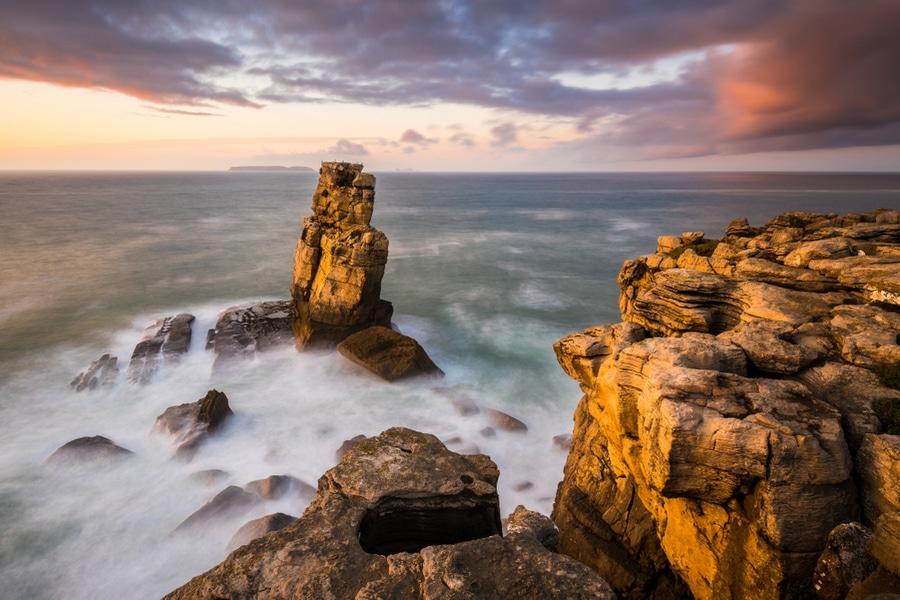 Cabo Carvoeiro, Peniche, Portugal