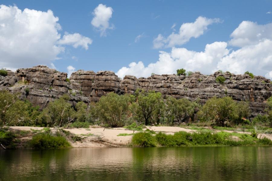 Geikie Gorge, Australia