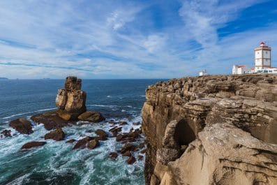 Lighthouse, Peniche, Portugal