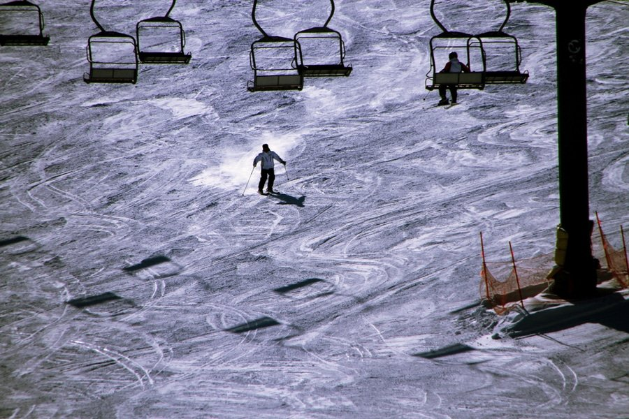Teine Ski Resort, Sapporo, Japan