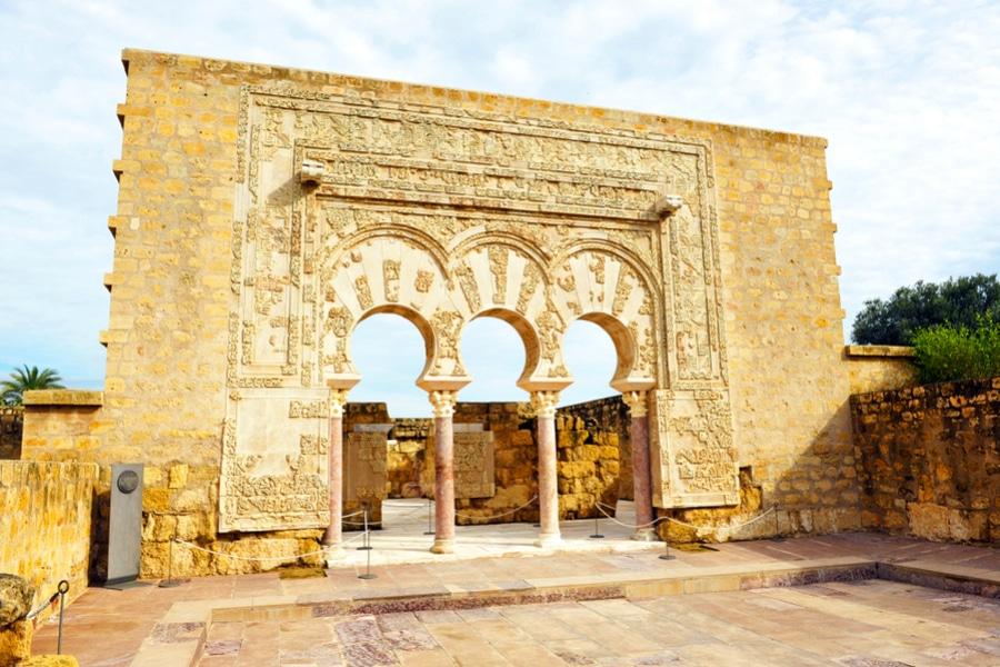 Archaeological Ensemble of Madinat Al Zahra, Cordoba, Spain
