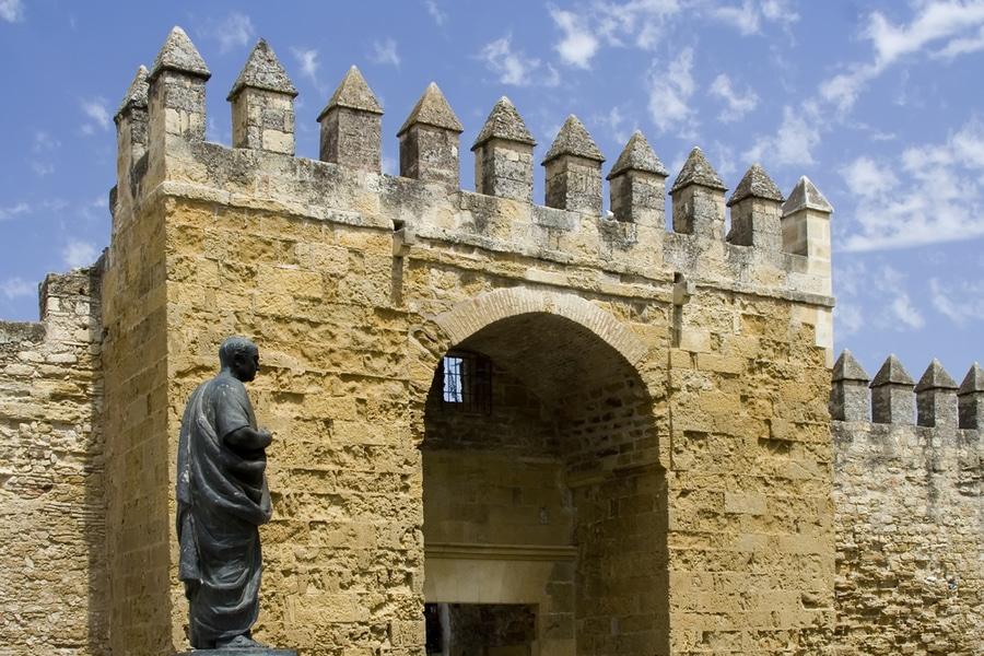 Puerta de Almodovar, Cordoba, Spain
