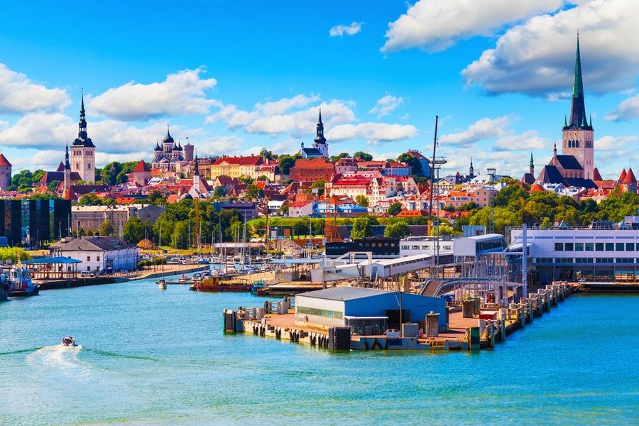 Discover Tallinn, Estonia in 3 days