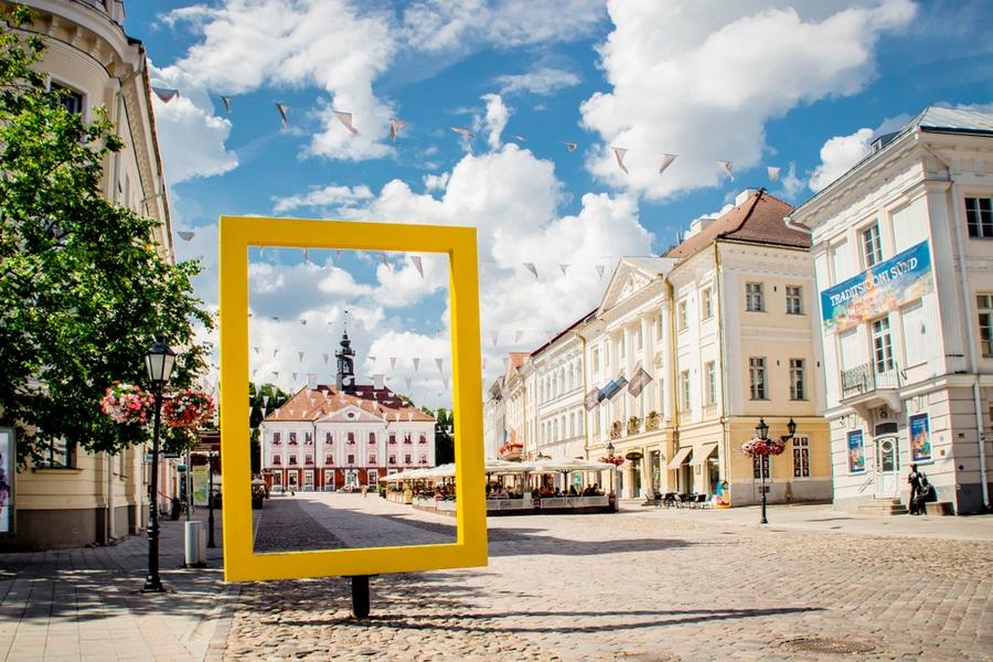 Weekend adventure in Tartu, Estonia