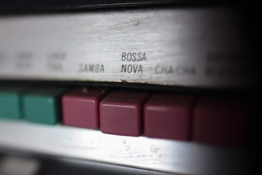 bossa nova and samba