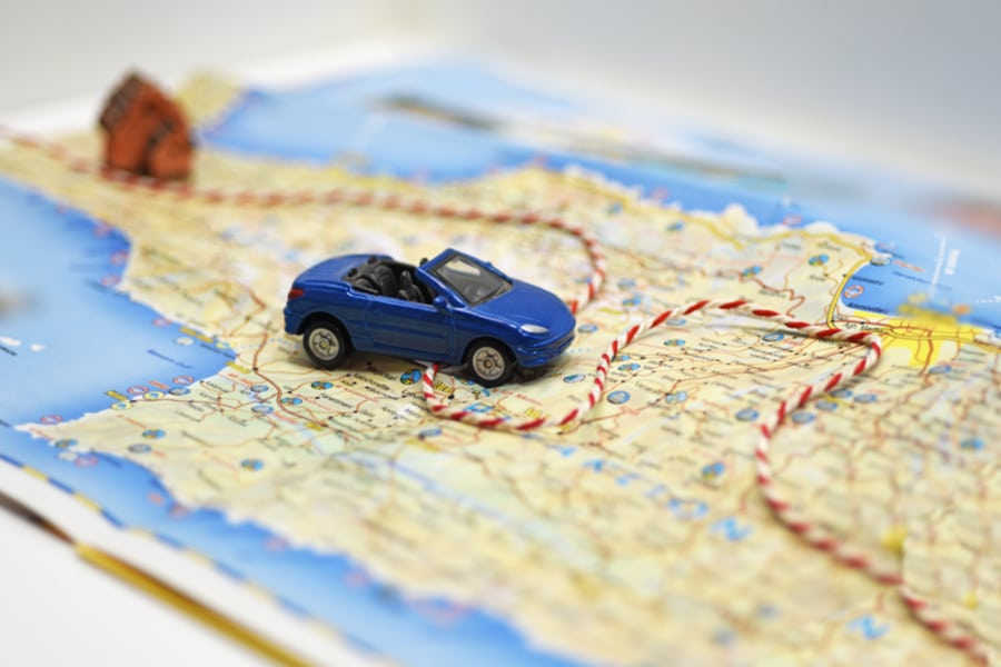 Tips for renting a car in South America