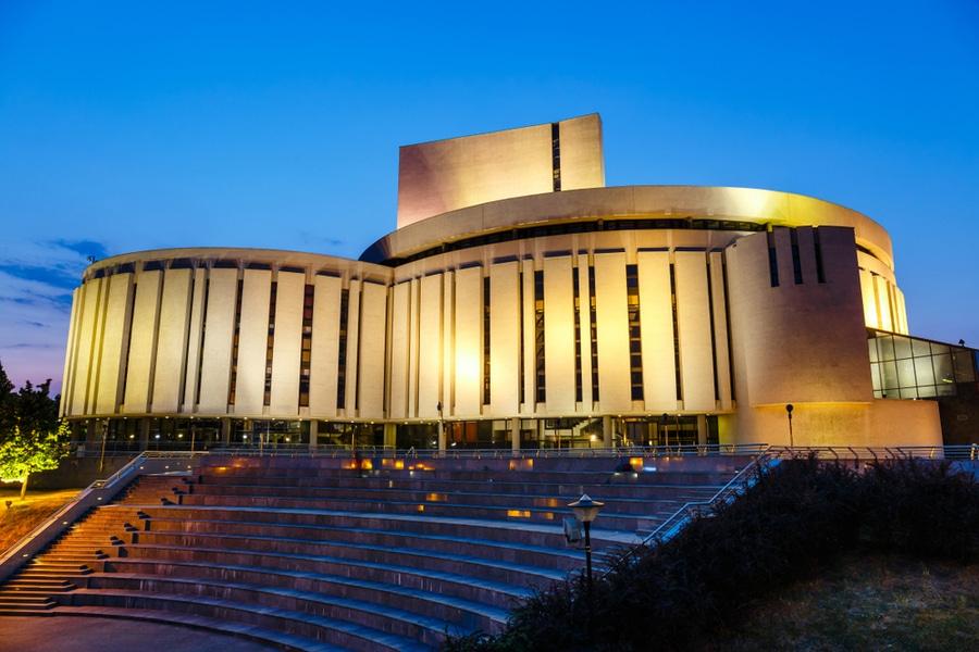 Opera Nova, Bydgoszcz, Poland