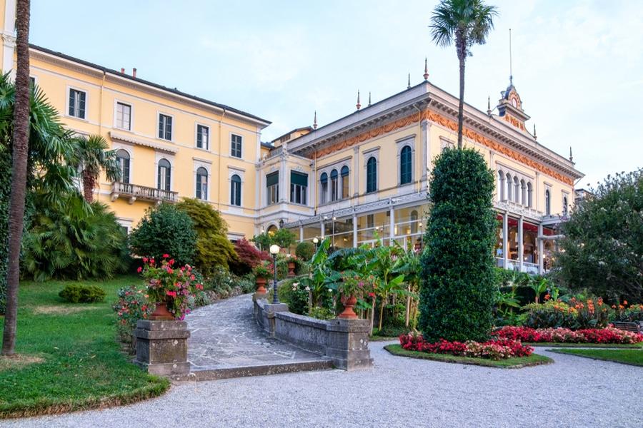 Villa Serbelloni, Bellagio, Italy
