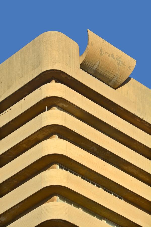 Bauhaus architecture, Tel Aviv, Israel